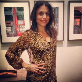 bethenny frankel has slumber parties to move on from failed marriage - canada reality tv